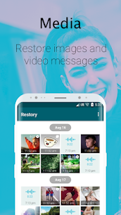 Restory – Reveal deleted messages App Download For Android 2
