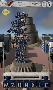 Tower of Babble - Play With Your Words screenshot 1