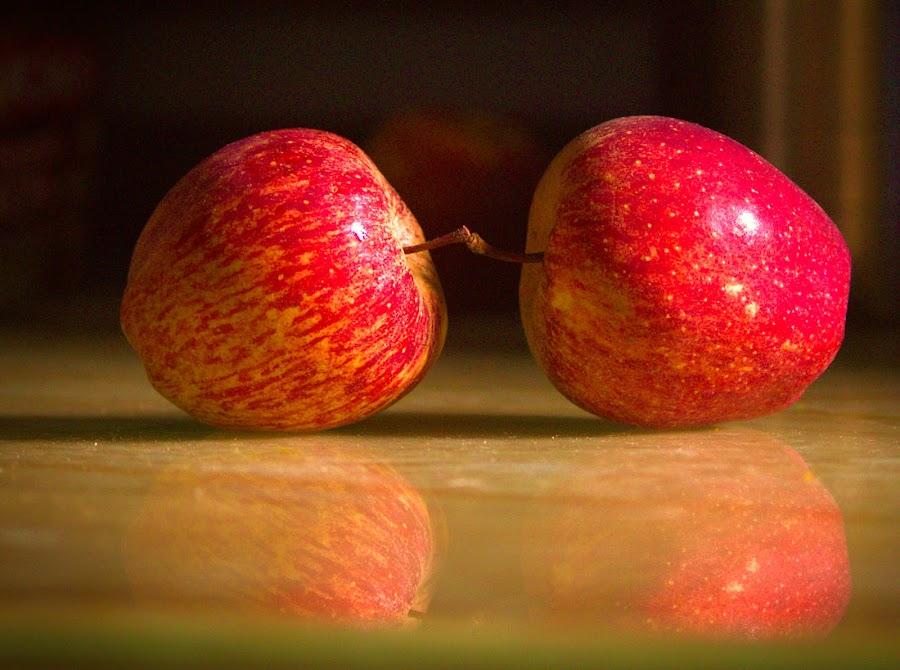 2 APPLE by Mukesh Kumar - Food & Drink Fruits & Vegetables