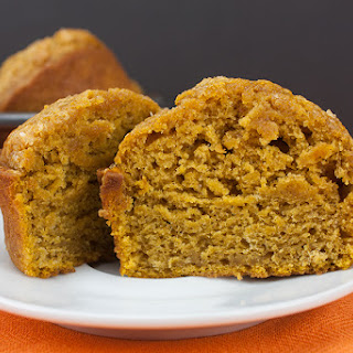 Pumpkin Muffins No Dairy Recipes