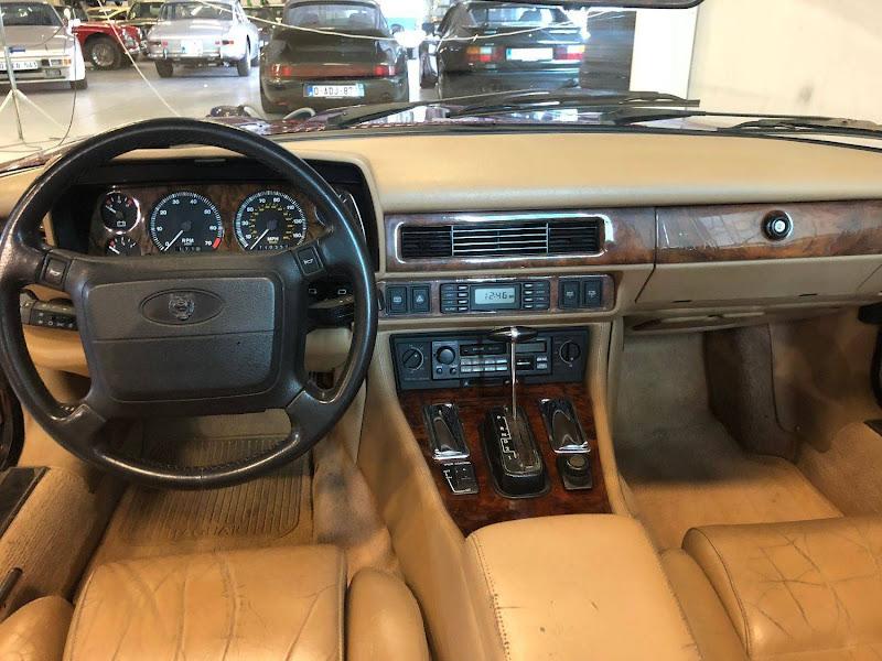 Jaguar XJS Cabrio - 1992 - 21 750€
