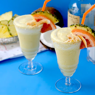 Pina Coladas From Scratch Recipe