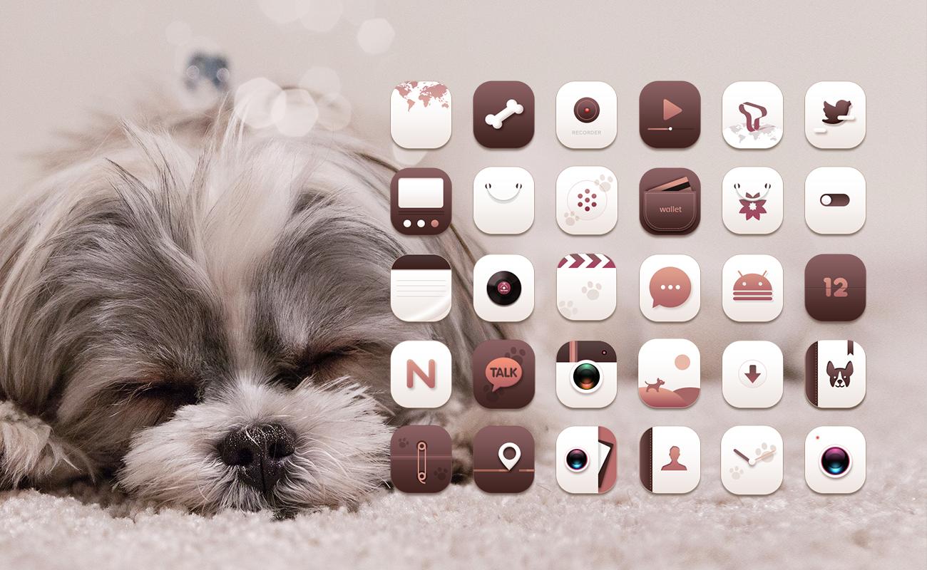 Tema Anak Anjing Lucu Apl Android Di Google Play