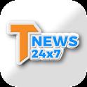 Tamil News 24x7 icon
