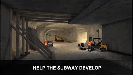 Subway Simulator 3D Mod Apk 3.4.0 (Unlimited Money + No Ads) 5