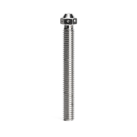 CLEARANCE - E3D SuperVolcano Nozzle - Plated Copper - 1.75mm x 1.40mm