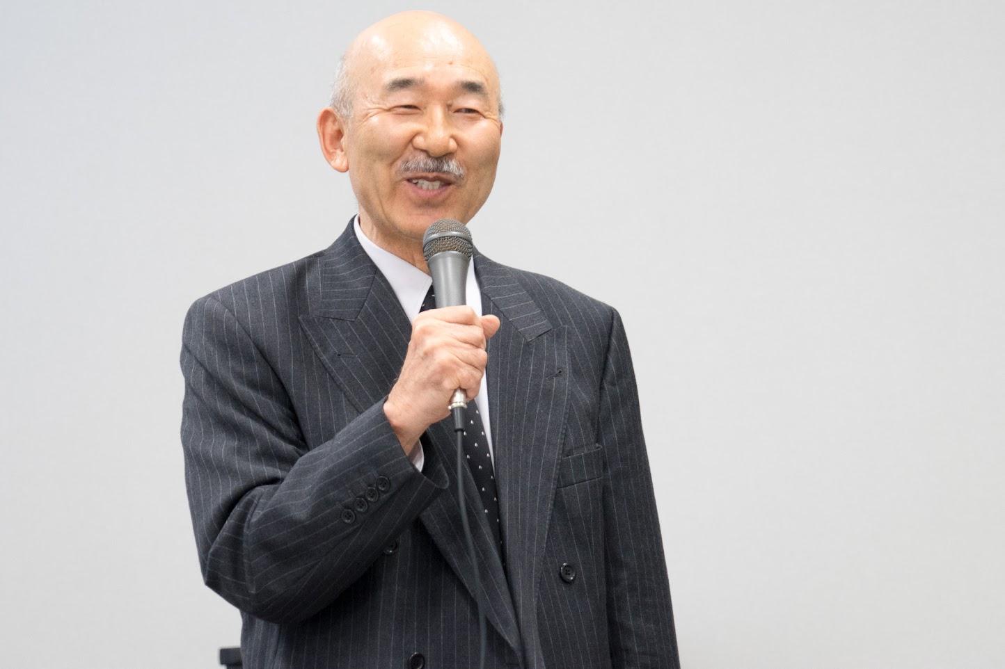 NPO法人北海道有機農業研究協議会・國廣泰史 副会長