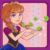 Anna Frozen Peas Memory