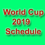 World Cup Schedule Icon