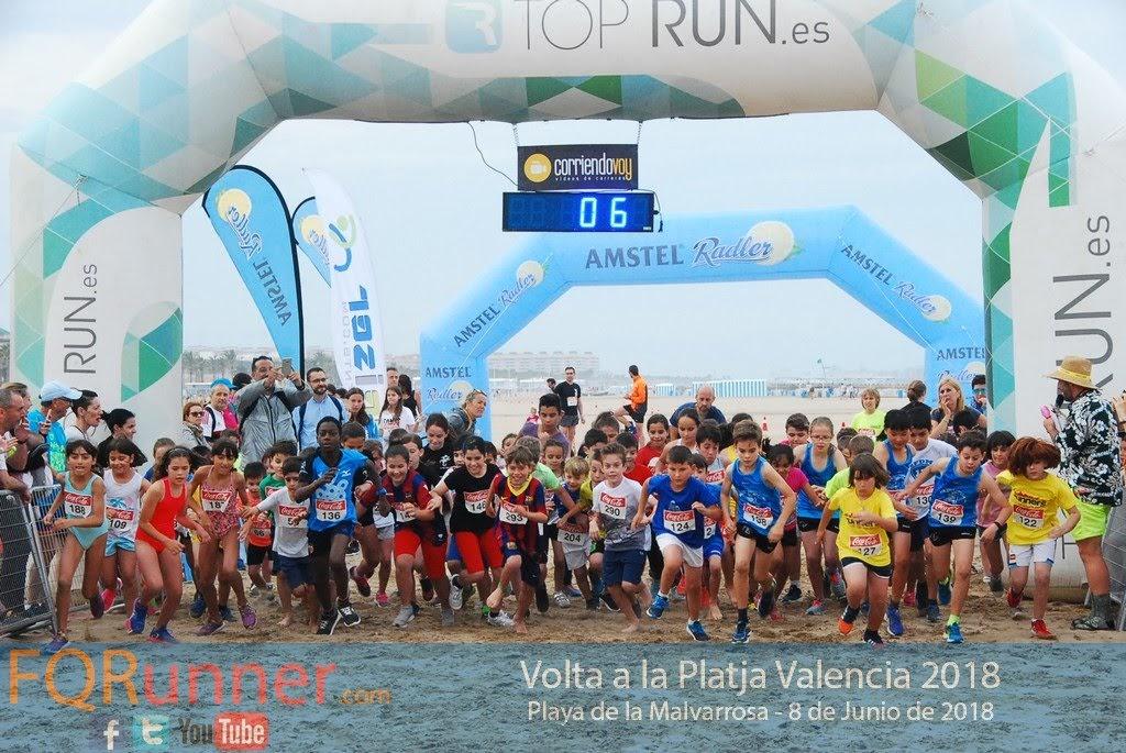 Fotos Volta a la Platja de València 2018