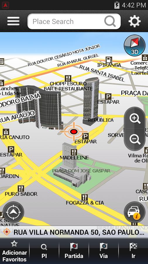 BringGo Brazil- screenshot