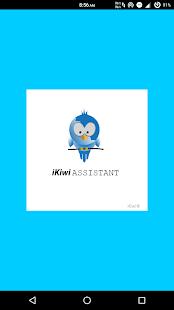 kiwi assistant - náhled