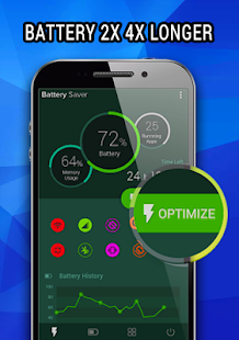 Power Battery Life Saver - booster & Cleaner - náhled