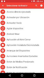 MacroDroid Pro – Automatización 2