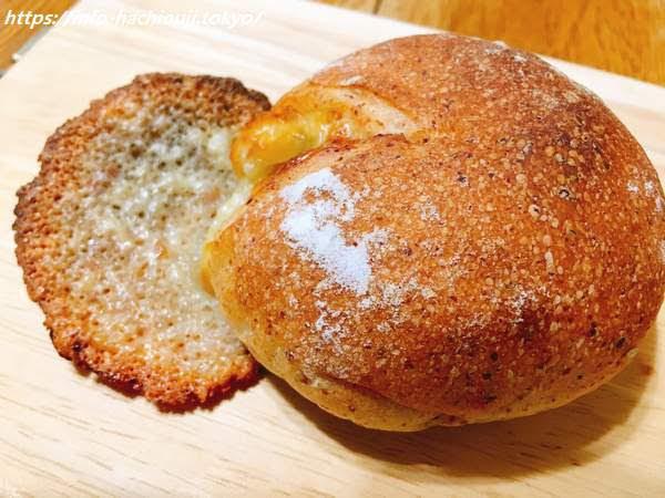 ブーランジェリーパリールのパン