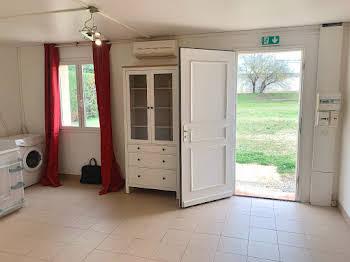 Studio meublé 27,65 m2