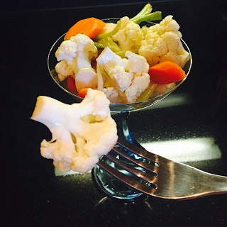 Tasty Pickled Cauliflower Salad