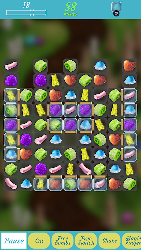 Gummies match 3