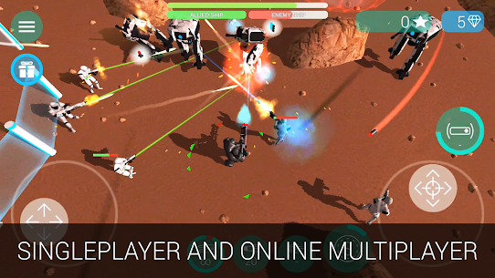 CyberSphere: Online Action Game 1.5.0 MOD (Unlimited Money) 1