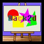 Paint 2d Icon