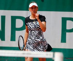 Elise Mertens blijft thuisspeelster de baas in twee spannende sets en staat in de finale
