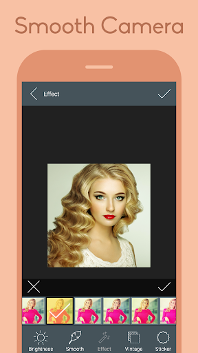 Beauty Plus Smooth Editor 1.3 screenshots 12