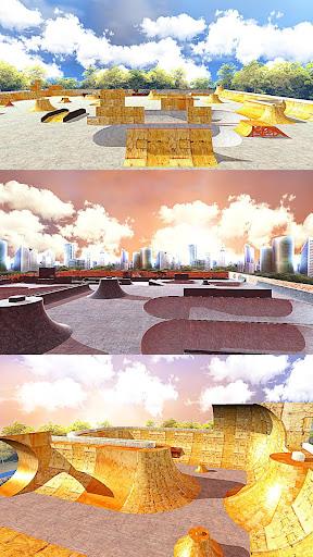 Skater Party - Skateboard Game 1.0 screenshots 2