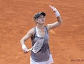 Laura Siegemund heeft zich geplaatst voor de kwartfinales van Roland Garros
