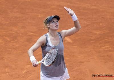 Knappe prestatie van Laura Siegemund: nummer 66 van de wereld staat voor de eerste keer in de kwartfinales van een grandslamtoernooi