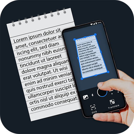Scanner App - PDF Scanner  Documento Scanner OCR