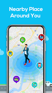 GPS Navigation – Map Locator & Route Planner 4