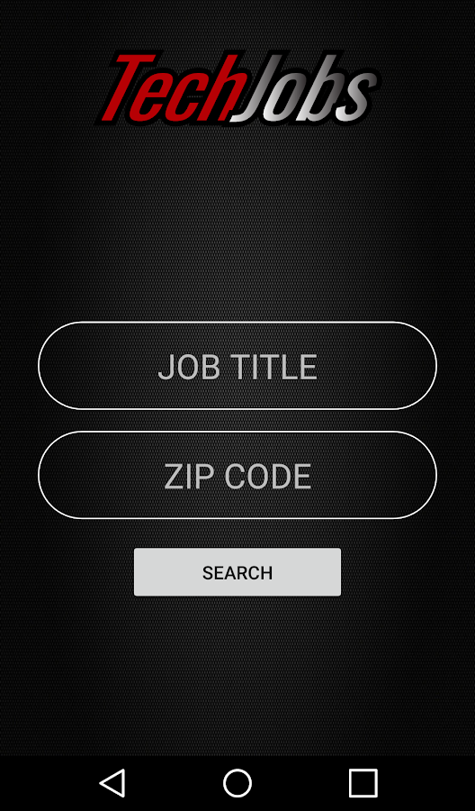 Tech Jobs- screenshot