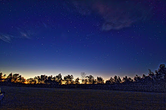Photo: Twilight Starscape