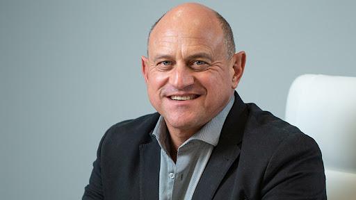 Johann Coetzee, newly appointed executive VP of NEC XON.