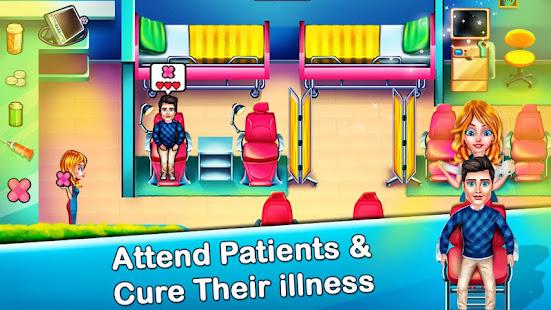 Doctor Hospital Time Management Game 8