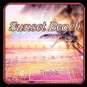 SUNSET BEACH THEME icon