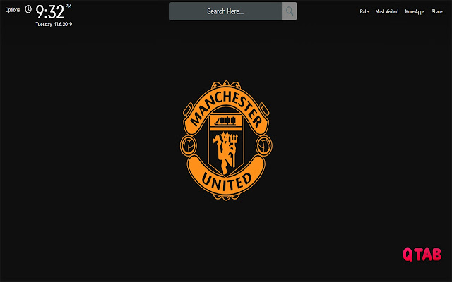 Manchester United Wallpapers HD Theme