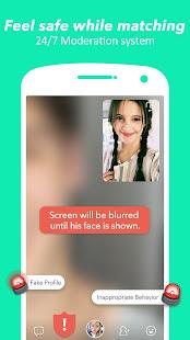 App HOLLA: Live Random Video Chat, Meet New People APK for Windows Phone