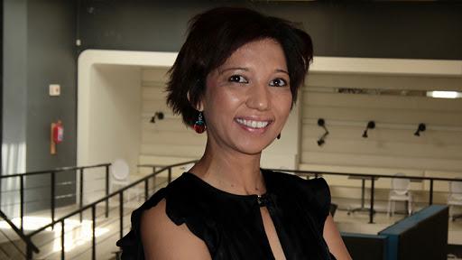 Lesley Donna Williams, CEO of the Tshimologong Precinct.