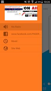 CITYlive webradio - náhled