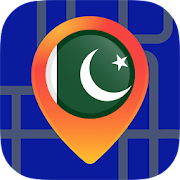🔎Maps of Pakistan: Offline Maps Without Internet