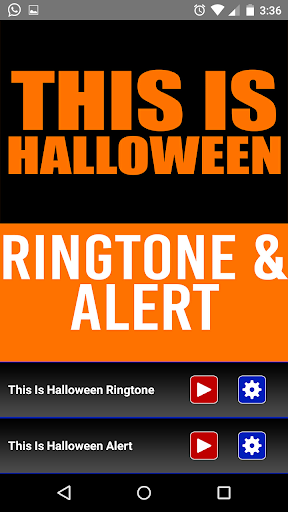 This Is Halloween Ringtone