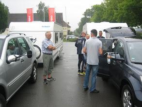 Photo: Vor dem Start zum Nürburgring Treffen der Gespanne am Laumes Kamp