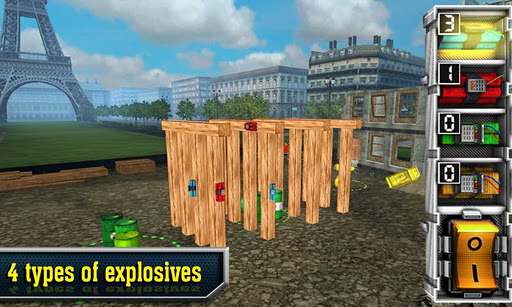 Demolition Master 3D Free screenshot 2