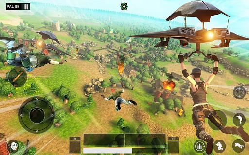 Fight Night FPS Battle Royale Free Fire  screenshots 1
