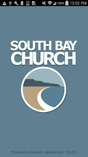 South Bay Church App- screenshot thumbnail