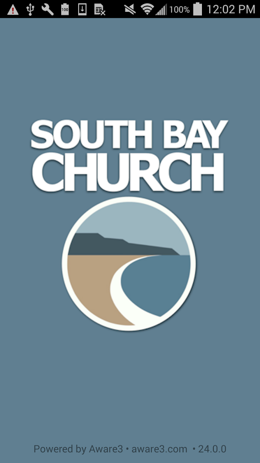 South Bay Church App- screenshot