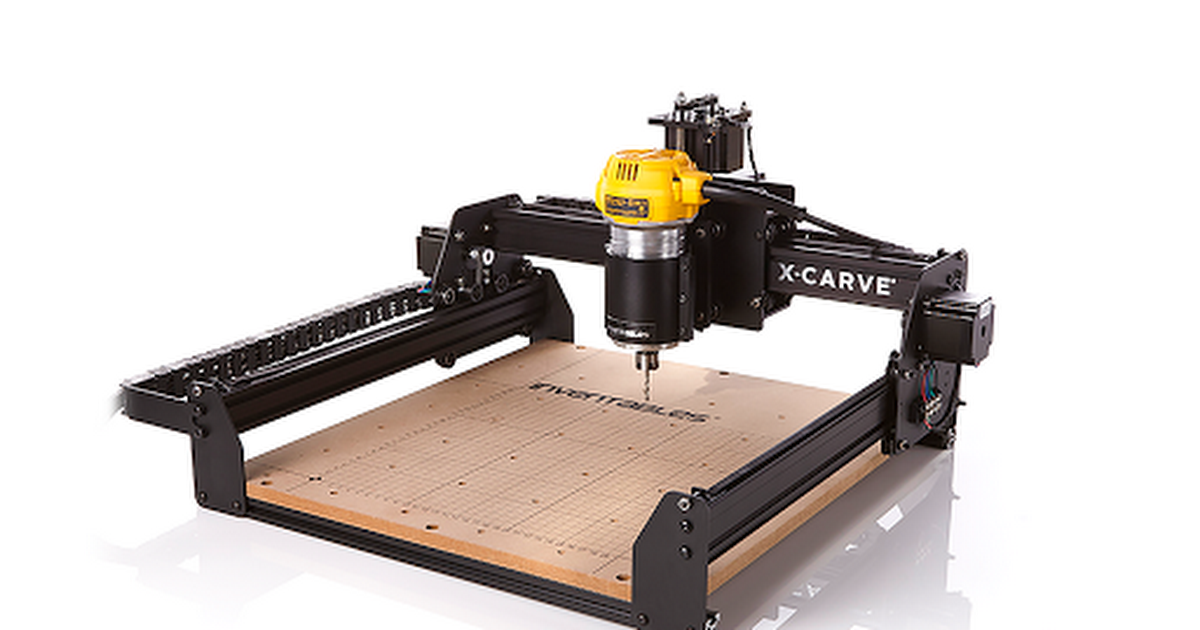 Inventables x carve 500mm matterhackers
