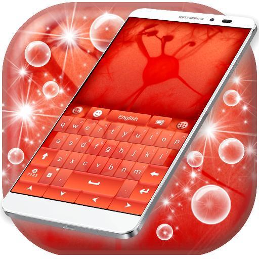 醫療App|紅色的等離子鍵盤 LOGO-3C達人阿輝的APP