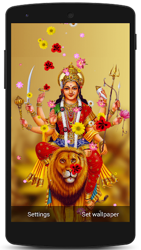 Download Durga Maa Live Wallpaper Hd On Pc Mac With Appkiwi Apk Downloader